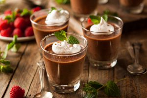 Mousse au Chocolat Kakaonibs
