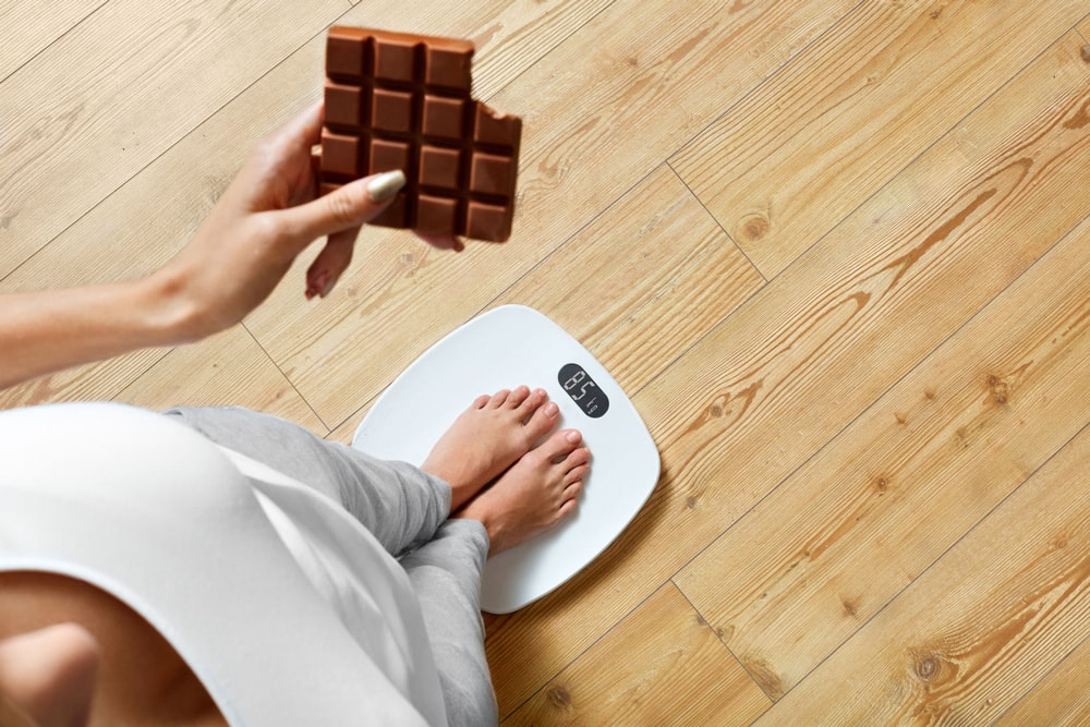 Abnehmen Kakaonibs statt Schokolade